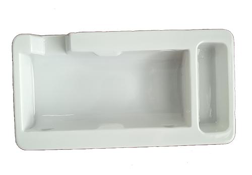 厚片吸塑生产设计可大大降低客户的物流运营及仓储成本