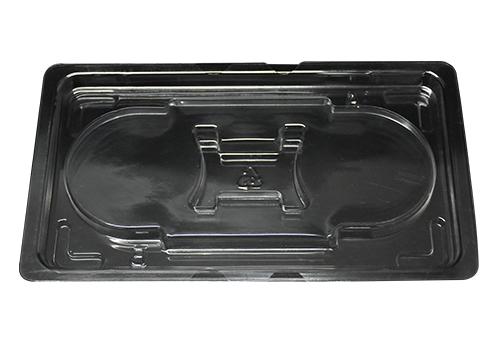 厚片吸塑生产可以得到与模具相同的凹型包装或工艺模具
